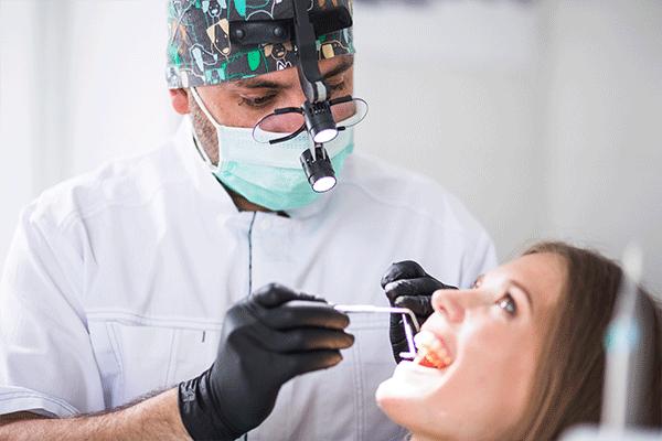 Chirurgie parodontale au Cabinet dentaire du lagon
