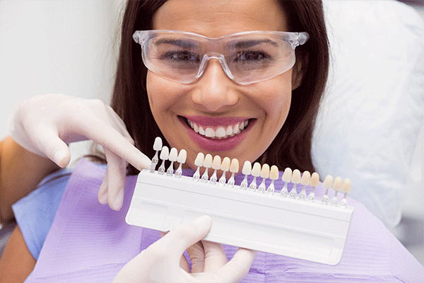 Facette en céramique au Cabinet dentaire et d'orthodontie du lagon