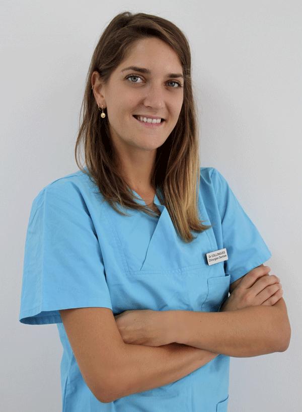 Dr Laetitia Collongues