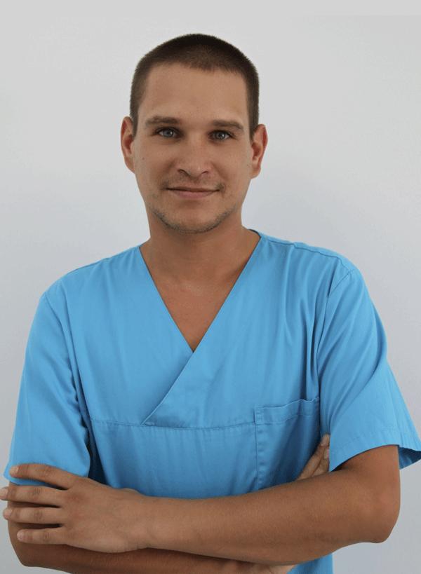 Dr Ugo Desfontaines